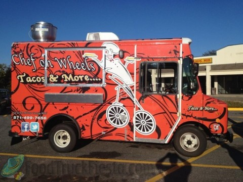 Chef on Wheels Tacos and More