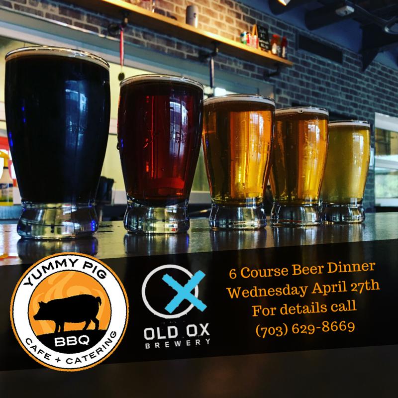 6 Course Beer Dinner