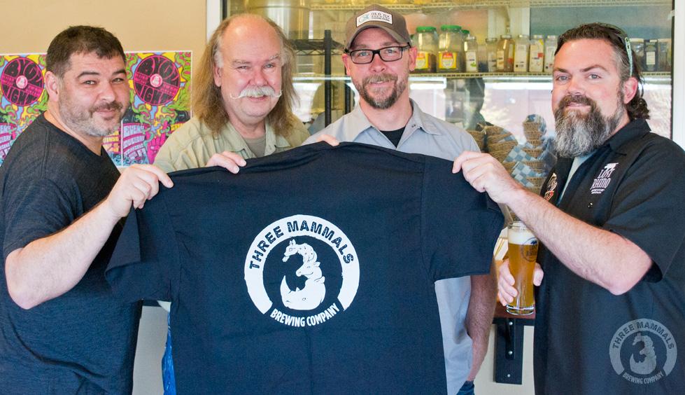 Three Mammals Brewing Company