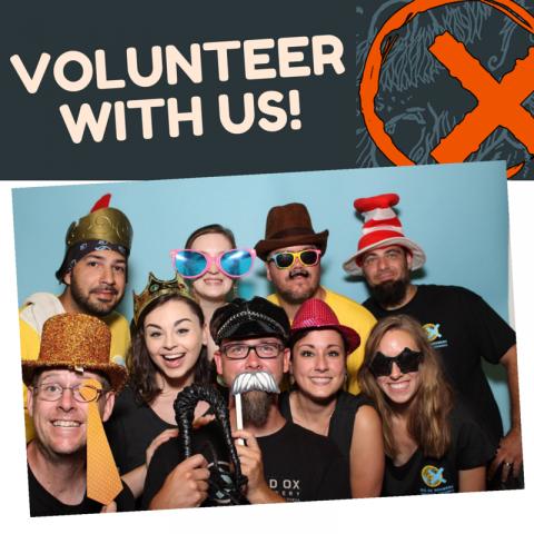 YOX Old Ox Volunteer