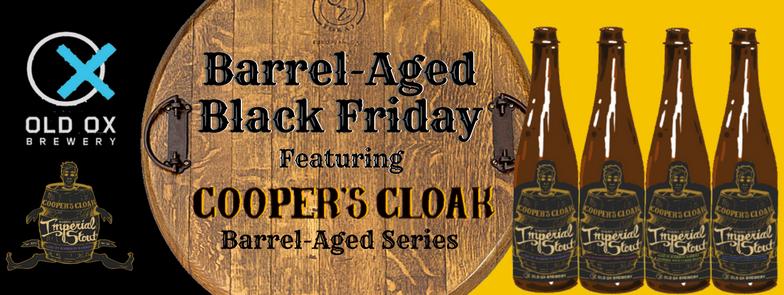 Barrel Aged Black Friday